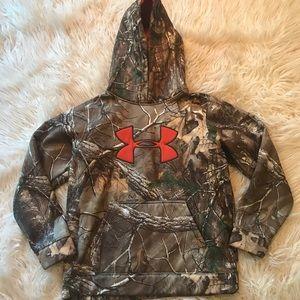 Under Armour Camouflage Sweatshirt